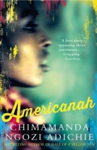 Cover of Americanah by Chimamanda Ngozi Adichie
